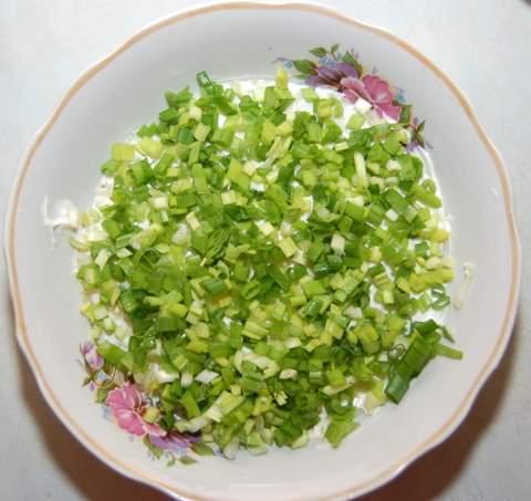 салат подсолнух с печенью трески рецепт фото