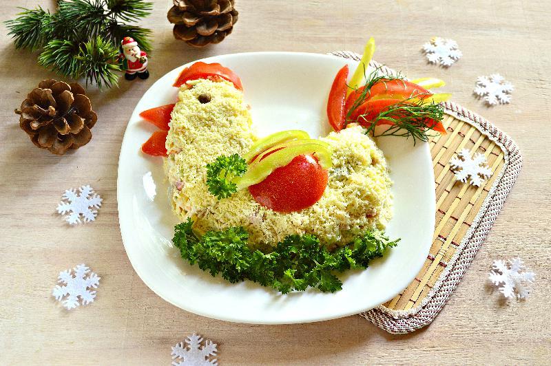 Какие блюда готовить в новый 2017 год