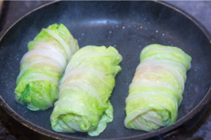 Голубцы с пекинской капустой: рецепты голубцов из пекинской капусты пошагово от А до Я