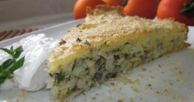 Заливной пирог с капустой — быстро и просто. Топ 5 самых быстрых и вкусных рецептов