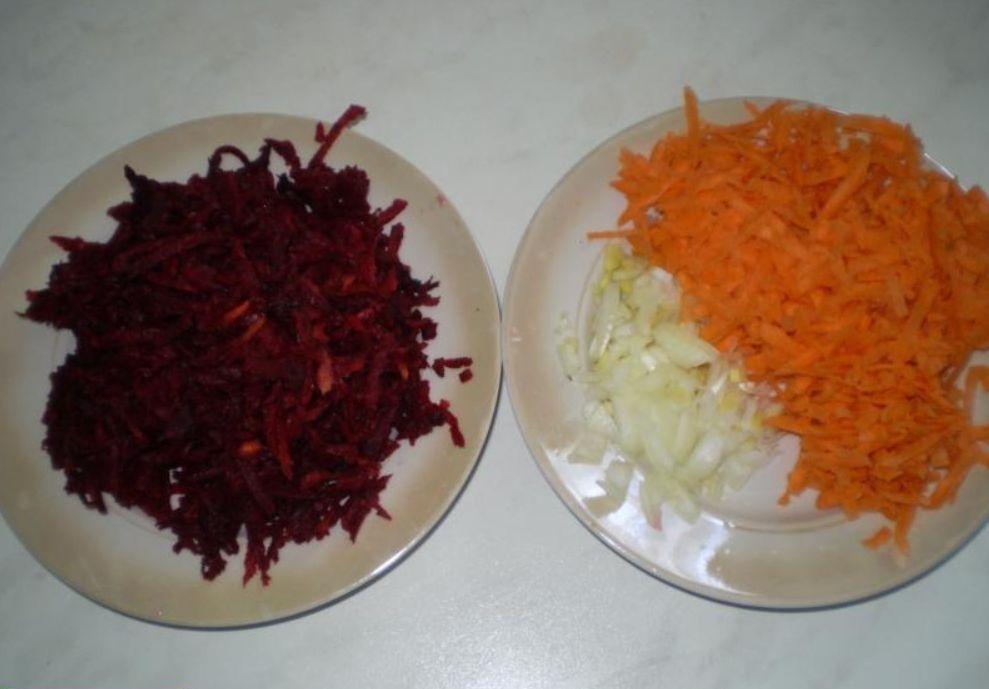 Борщ с мясом - классический пошаговый рецепт