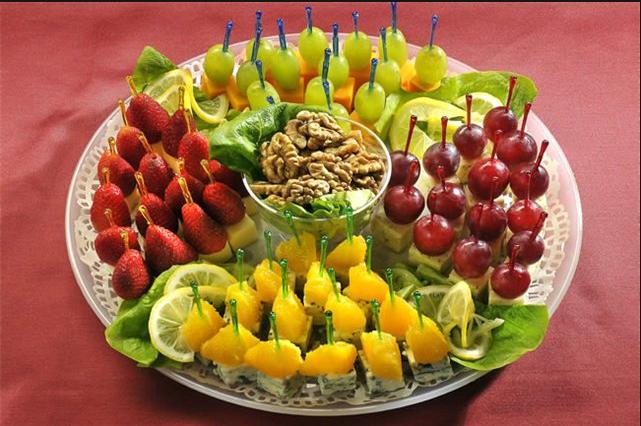 Как красиво нарезать фрукты? Фотографии, видео 80