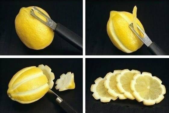 Нарезка из фруктов пошагово