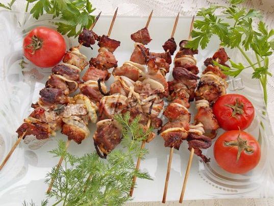 рецепт котлет из курицы и печени