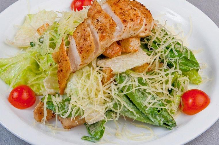 цезарь рецепт с курицей классический