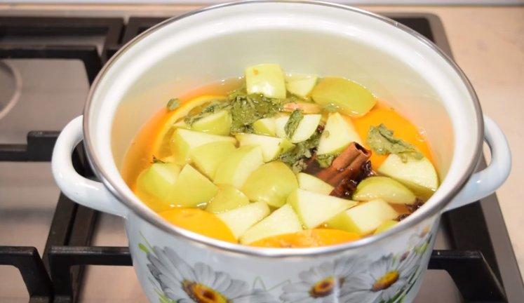 Глинтвейн - 7 рецептов приготовления в домашних условиях