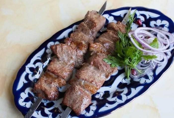 Маринад для шашлыка из баранины рецепт