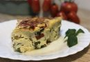 Запеканка из кабачков в духовке с фаршем — пошаговый рецепт