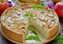 Цветаевский яблочный пирог — пошаговый рецепт