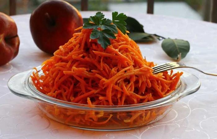 Морковь по-корейски в домашних условиях — очень вкусные рецепты приготовления
