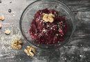 Салаты из свежей (сырой) свеклы — очень вкусные и простые рецепты!