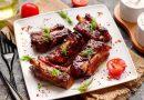 Свиные ребрышки в духовке — как приготовить свиные ребра сочно и вкусно