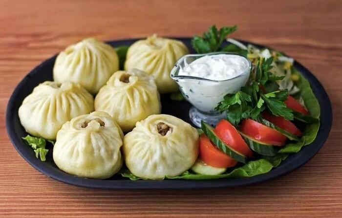 Бурятские буузы (позы) — рецепты приготовления