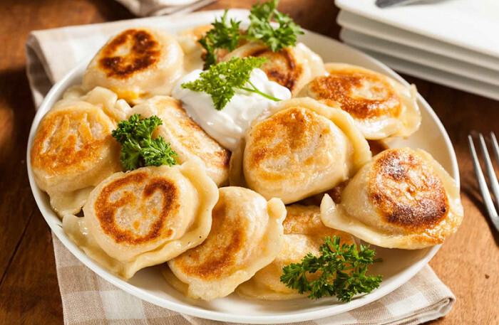 Пельмени жареные на сковороде — пошаговые рецепты. Как приготовить вкусно?
